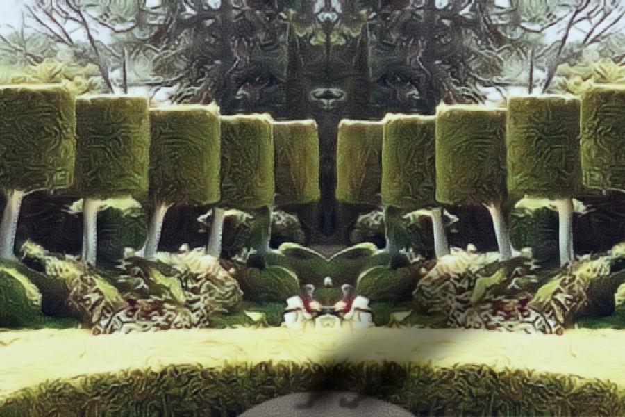 Incredible 3d Gardens
